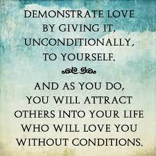 Quotes On Loving Yourself Unconditionally