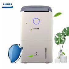 Trả góp 0%]Máy lọc không khí kiêm hút ẩm thương hiệu cao cấp Philips  DE5206/00 - Cảm biến chất lượng không khí: 4 màu - Công suất: 355W - Hàng  Nhập Khẩu