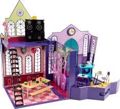 Amazon Monster High High School Playset Toys & Games