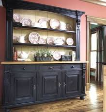 kitchen furniture hutch. a freestanding hutch replaces an old builtin cabinet in this kitchen it displays furniture