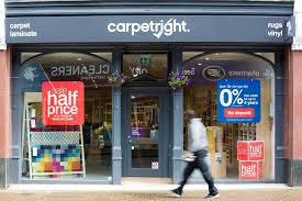carpetright. image may contain: one or more people and outdoor carpetright