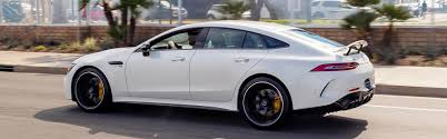 Sorry, it's not a coupe if it has four doors, it's a sedan. Learn More About Mercedes Amg Gt 4 Door Coupe Design Mercedes Benz Of Henderson