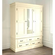 armoire with hanging rod wardrobe storage cabinet solid wood wardrobe closet clothes with hanging small armoire hanging rod