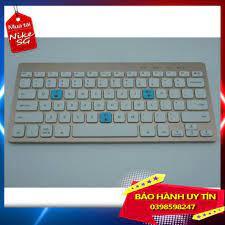 Bàn Phím Bluetooth Điện Thoại, bàn phím rời Máy Tính Bảng Bluetooth Bow  HB191A cao cấp giá cạnh tranh