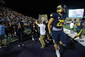 Brad Smith Football University Of Toledo Athletics