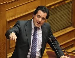 πολιτικά,Άδωνις Γεωργιάδης