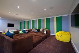 basement interior design. 24 Stunning Ideas For Designing A Contemporary Basement Interior Design I