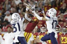 Notes Quotes And Stats From The Arizona Wildcats 41 14