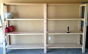 building shelves for garage how to build shelves in garage garage shelving idea build shelves garage