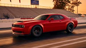 2018 chrysler demon. Brilliant 2018 2018 Dodge Challenger Demon Leak Official Debut Horsepower Specs Intended Chrysler S