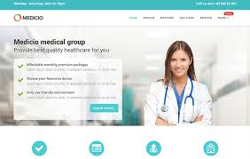 Medical Free Css Templates Too Css