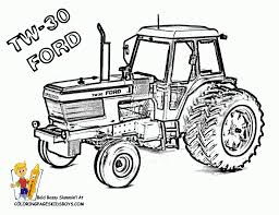 Small Picture Tractor Coloring Page fablesfromthefriendscom
