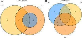 Euler Diagram Venn Venndiagramweb A Web Application For The Generation Of