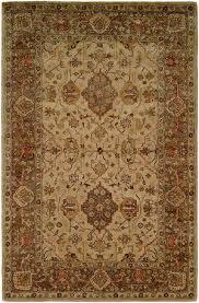 kalaty empire em 291 beige brown area rug
