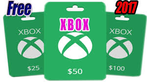 xbox live the newest free xbox gift card codes no survey 2017 how to g