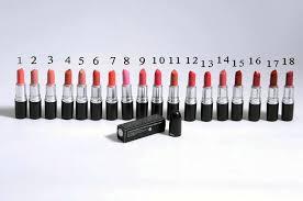 lipsticks 8 mac makeup mac makeup ireland various colors mac