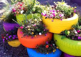 Small Picture Home Design Ideas container gardening designs with colorful used