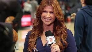 NBA reporter Rachel Nichols returns to ...