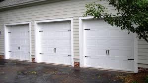 chi garage doorLocal Garage Doors  Carriage Stamped Garage Doors