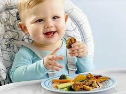 Thực đơn ăn dặm kiểu Nhật cho bé 6 - 18 tháng