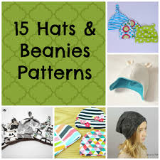 Free Hat Sewing Patterns