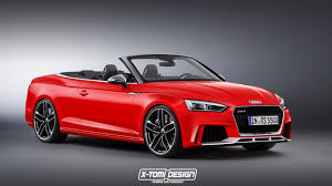 2018 audi convertible. beautiful audi 2018 audi rs5 cabriolet rendered for audi convertible t