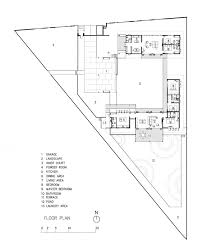 109 best floor plans images on pinterest floor plans Pavilion House Floor Plans the triangle house by phongphat ueasangkhomset (23) pavilion style house floor plans