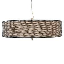 drum shade pendant lighting. flow 5 light drum shade pendant lighting e