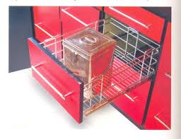 Kitchen Basket Satya Kitchens Modular Kitchens Kurukshetra Haryana