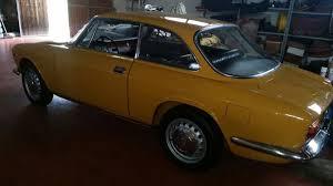 1968 Alfa Romeo Giulia GT 1300 Junior 'Scalino' | Coys of Kensington