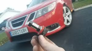 Saab 9 3 Fog Light Bulb Replacement Converting My Saab To Leds