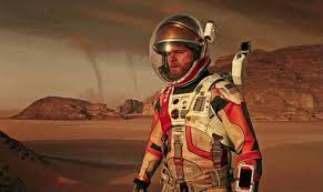 Sopravvissuto The Martian, Matt Damon e Ridley Scott ci portano su Marte