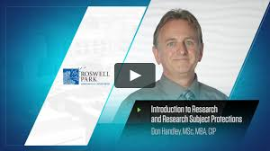 Don Handley - Introduction to Research and Research Subject ...