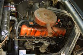 pertronix electronic ignition installation for ford falcon six 170ci six in ugly dirty original condition