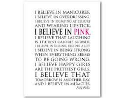 i believe in miracles i believe in pink happy girls audrey hepburn quote ready to hang canvas inspirational wall art teen tween art on tween canvas wall art with i believe in miracles i believe in pink happy girls audrey