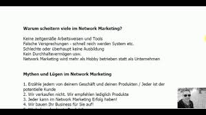 Network Marketing Das 1x1 Des Network Marketing Eine Kurze