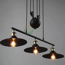 modern industrial pendant lighting. Aliexpresscom Buy Nordic Industrial Pendant Lamp Lights RH Loft Pulley Adjustable Retractable Coffee Hanglamp E27 Light Fixtures Modern Lighting From