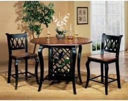 Wine rack dining table Wood And Cherry Counter Height Table With Wine Storage Base Dining Foter Dining Table With Wine Storage Ideas On Foter