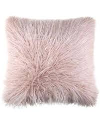 blush pink faux fur rug incredible memorial day s on faux fur throw pillow in within blush pink faux fur rug