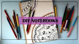 diy notebook cover ideas part 2 get creative with me