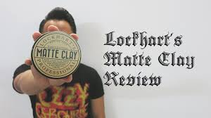 Heavy Metal Pomp Lockharts Matte Clay Review