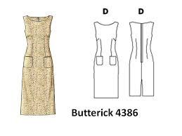 Simple Dress Pattern For Beginners Enchanting Pintucks Sheath Dress Patterns For Beginners Easy To Sew Part 48