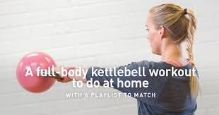 polar ambador mash up kettlebell workout with a playlist to match