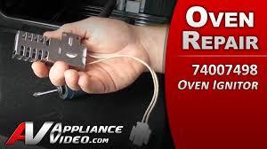 Gas Range Repair Service Whirlpool Igniter Repair Diagnostic Stove Range Oven