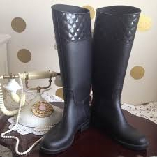 Capelli - Quilted Rainboots from Maqui's closet on Poshmark & Quilted Rainboots Adamdwight.com