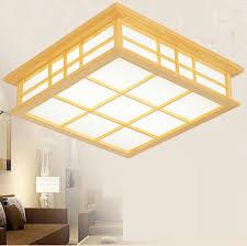 Soffitto In Legno Illuminazione : Giapponese lampade a soffitto acquista poco prezzo
