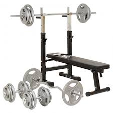 Weights Measures Chart Mirafit M1 Weight Lifting Starter Kit Bench Bars 100kg Weights