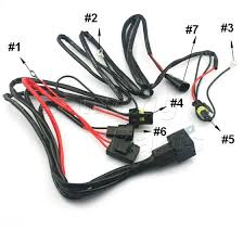 pontiac g headlight wiring harness  1x 9006 9005 hb3 35w 55w xenon hid conversion relay wiring harness on 2008 pontiac g6