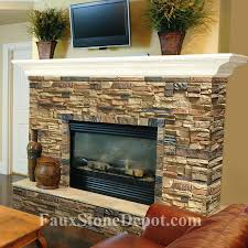 nor fake stone fireplace surround faux photos stacked pictures faux stacked stone fireplace pictures electric mantel
