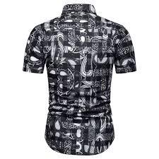 Mens Standard Fit Short Sleeve Plus Size Basic Shirt At